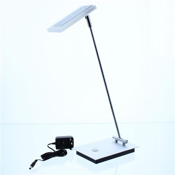 3w Bureau Led Design ChroméE Lampe De 4000k MVjLqSGUzp